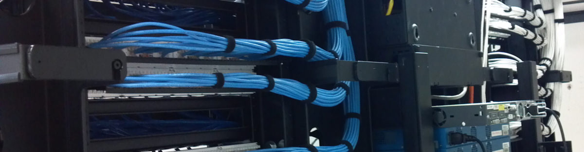 Network Cabling and Network Wiring in Boulder, Cheyenne, Denver, Littleton